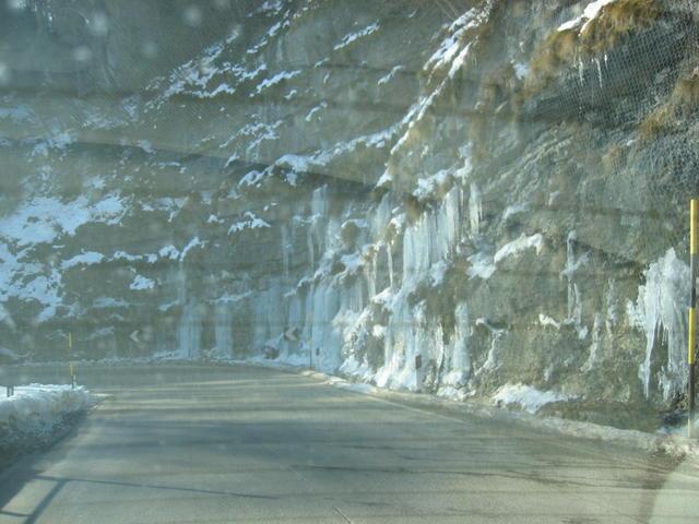 Panoramica della ghiacciaia
