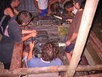 Preparativi Cuccagna 2005