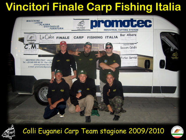 Finale Cfi Colli Euganei Carp Team copia