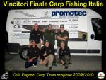 Finale Carp Fishing Italia 2009