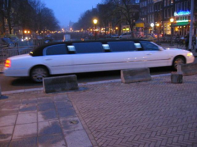 Limusine ad Amsterdam