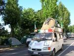 Gianni, furgone, alpino! UAAAAHHH!!
