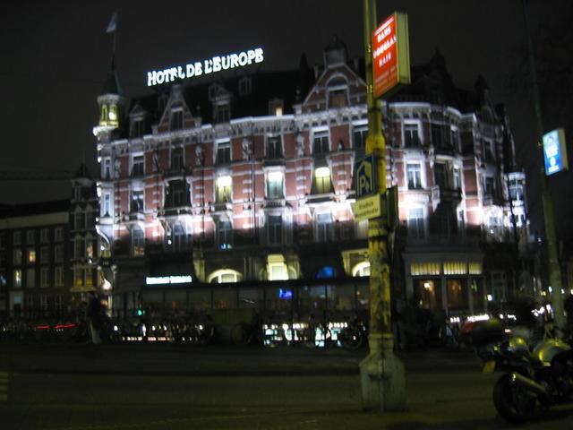 Hotel d'europe ad Amsterdam