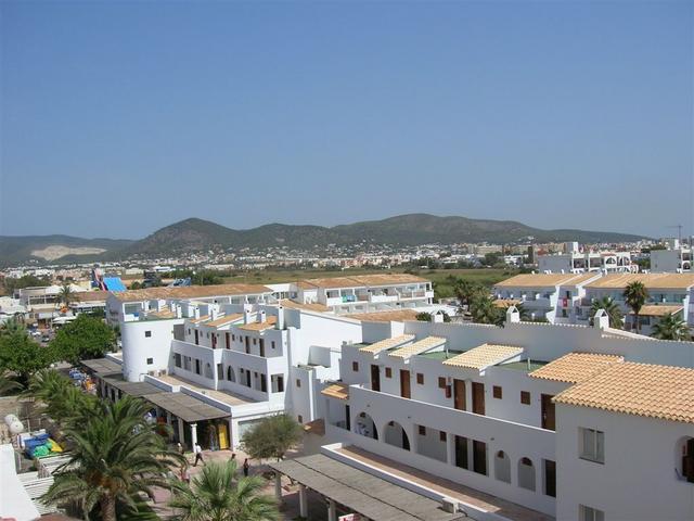 Vista colline Ibiza