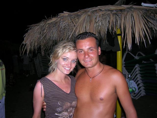 Kathrin e Massimo