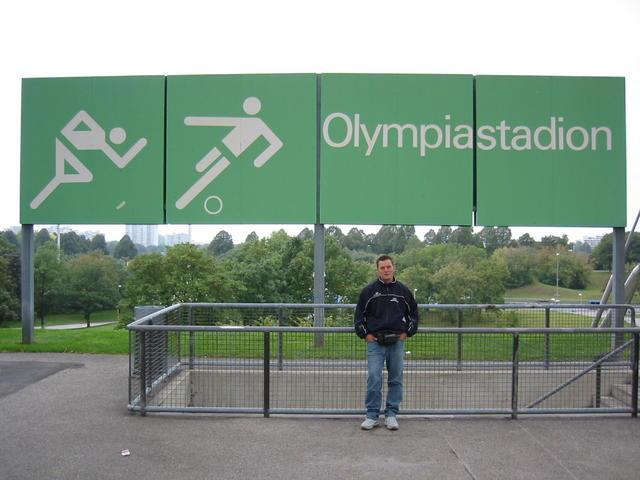 Bore - Olympiastadion München