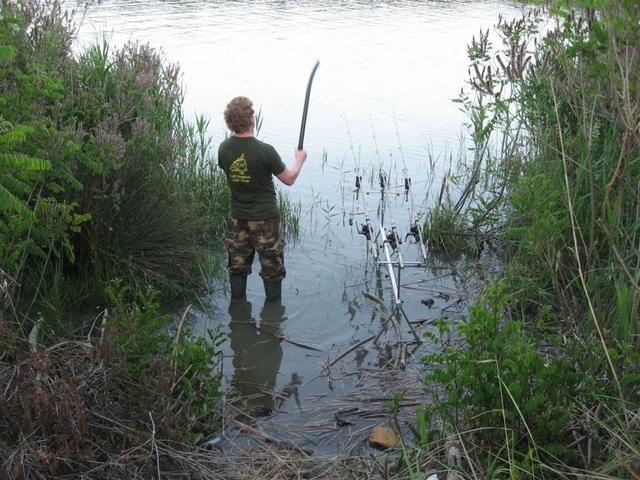 carpfishing nel fiume  po 031