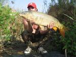 carpfishing nel fiume  po 043